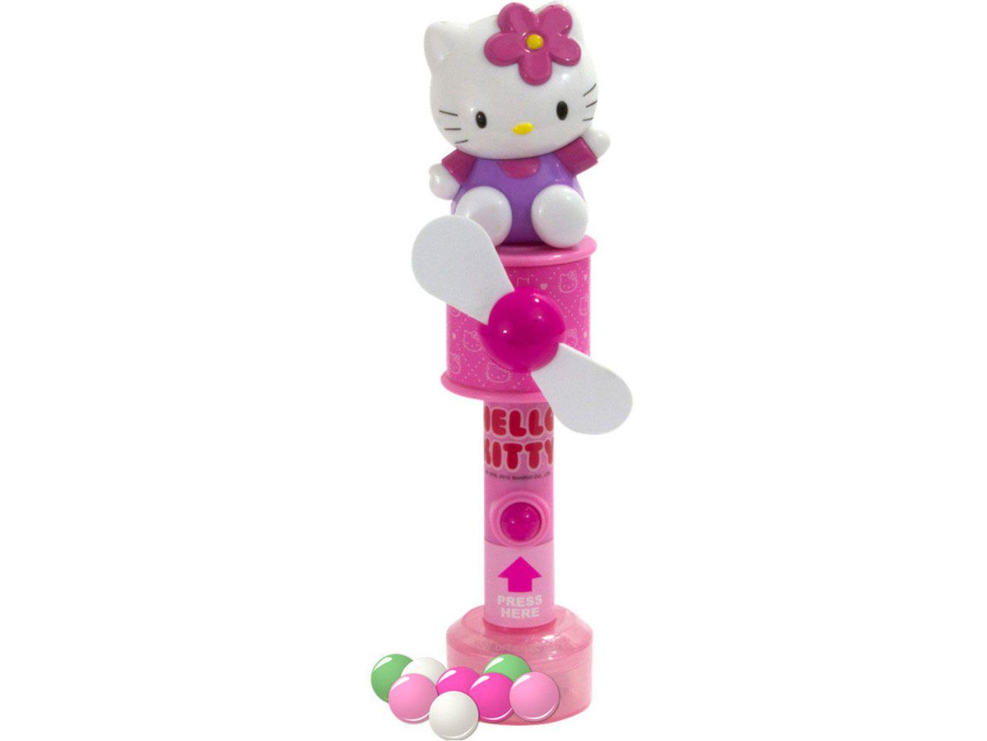 Hello Kitty Fan : Candies hello kitty fan candy yavuz europe